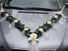hochzeitsdekoration auto details zu 3tlg autoschmuck autodeko hochzeit autogirlande
