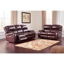 gelman power reclining living room set with adjustable head rest