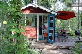 Tiny Home Rental Relaxshacks Com A Tiny Cottage Rental House In Helsinki Finland