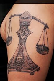 libra scale images cool tattoos designs libra nation