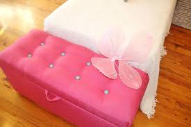 Pink Storage Ottoman Fantastic Pink Storage Ottoman Bench Large Size Of Pink Tufted