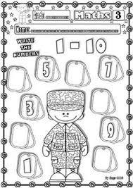 veteran memorial day maths funny printables for kids veterans