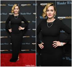 Fashion Sizzlers Archives Fashionsizzle by Kate Winslet In Tom Ford At U0027wonder Wheel U0027 New York Screening