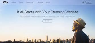 wix vs weebly vs squarespace vs godaddy website builder vs jimdo