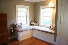 Making A Bay Window Seat - bay window seat cushions how to make window seat cushion and the