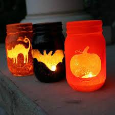halloween mason jar luminaries page 2 of 2 princess pinky