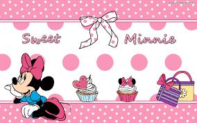 Polka Dot Wallpaper Minnie Mouse Polka Dot Wallpaper Disney U0027s World Of Wonders