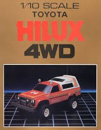 tamiya monster beetle 1986 r c toy memories nikko toyota hilux 4wd 1982 r c toy memories