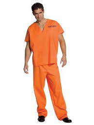 Convict Halloween Costumes Mens Convict Halloween Costumes Wholesale Prices