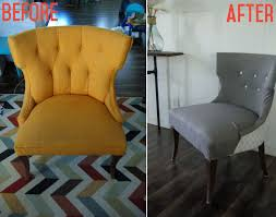 How To Upholster Dining Room Chairs by No Sew Full Reupholster Chair
