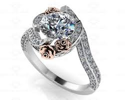 Modern Ring Designs Ideas Appealing White Gold Or Silver Engagement Ring 82 For Home Design