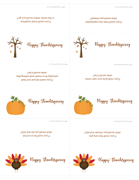 thanksgiving place cards and conversation starters printable