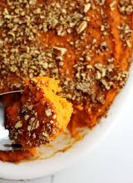 healthy sweet potato casserole recipe paleo