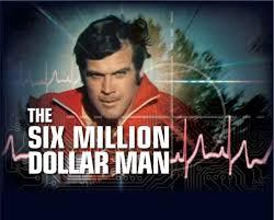 the six million dollar man youtube