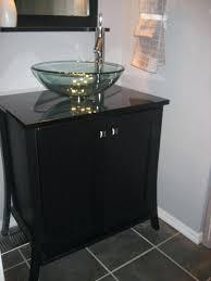 Undermount Glass Bathroom Sinks Bathrooms Design Bathroom Sink Bowl Glass Sinks For Bathrooms