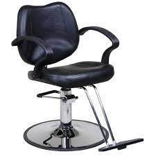 Reclining Salon Chairs Cutting Chair Barber Seat Salon Equipment And Furniture Hair