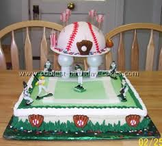 baseball cake topper coolest baseball cake ideas photos and how to tips