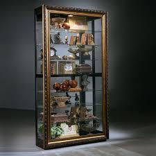 Curio Cabinet Corner Curio Cabinet Philip Reinisch Curio Cabinets Bar Cabinet Corner