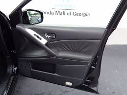 nissan murano cargo cover 2009 used nissan murano awd 4dr le at honda mall of georgia