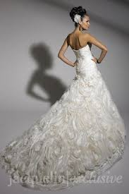 exclusive wedding dresses jacquelin exclusive 19881 wedding dress on tradesy