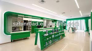 pharmacy display shelves for shop interior design buy pharmacy