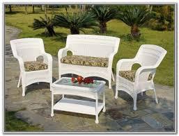 white wicker outdoor furniture 9010 hopen