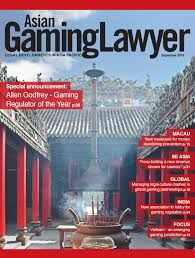 asia gaming lawyer september 2016 by asia gaming lawyer issuu