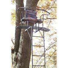 guide gear 2 16 wrap a ladder tree stand 158969