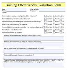evaluation form for leadership training grateful resignation