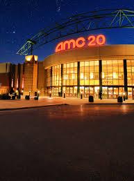 Amc Theatres Amc Town Center 20 Leawood Kansas 66211 Amc Theatres