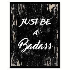 just be quote saying gifts ideas home decor wall art quote