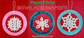 snowflake crafts for kids u2013 the pinterested parent