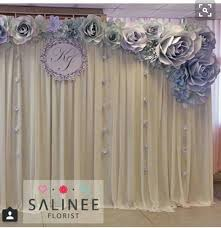 backdrop paper pin by colon on paper flower wall backdrops