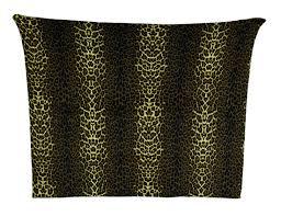 Cheetah Print Blanket Essential Home Oversized Fleece Throw Giraffe Print