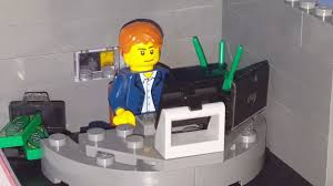 lego office lego office moc review youtube