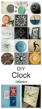 best 25 diy clock ideas on pinterest pallet clock wall clocks