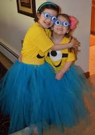 Minion Tutu Dress Etsy Minion Tutu Dress Timesweshare Etsy 30 00 Krafts Galore
