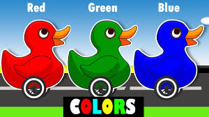 colors for children to learn kids learning videos learn color