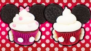 mickey mouse cupcakes minnie mickey mouse cupcakes w charli s crafty kitchen