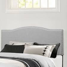 bedroom possibilities blakely upholstered headboard jcpenney