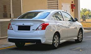 nissan impul file 2013 nissan almera 1 5l v sedan with opt impul bodykit in