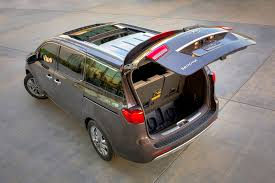 Kia Open 2015 Kia Sedona Rear Door Open Photo 71923821 Automotive