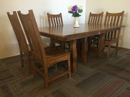 Red Oak Table by Red Oak Reno Extension Table U2013 Wheatstate Wood Design