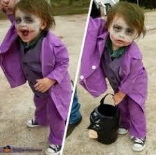 Joker Kids Halloween Costume Cool Homemade Joker Costume Kids Costumepedia Joker