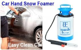 foam cannon qoo10 car wash foamer automotive industry