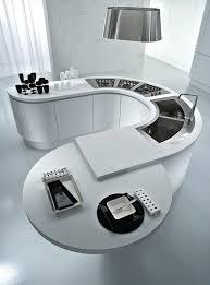 moderne kche mit insel 20 moderne kücheninsel designs rundförmig küche insel design