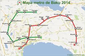 Metro Map Pdf by Azerbaijan Metro Map Major Airports Traffic Figures