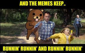 Run Forrest Run Meme - forrest gump running imgflip