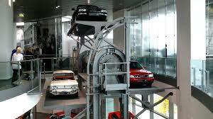 audi museum mobile carousel