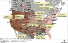 Keystone Pipeline Map The Keystone Xl Pipeline Coming To Terms And Demanding The